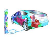 ハイブリッド車と環境